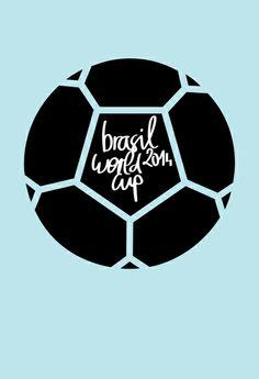 02a418c7e17 Brasil World Cup 2014 - Poster n°5 Art Print  football