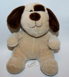 "Best Made Toys Puppy Dog Brown Tan Plush Stuffed Animal 9"" Spot Soft Lovey #BestMadeToys"