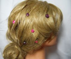 67 Best Hair Flowers For Wedding Images On Pinterest Wedding