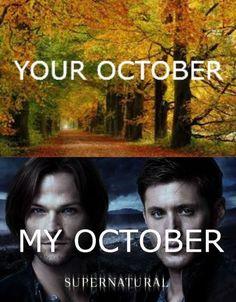 My October!