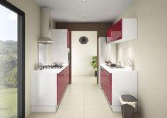 Cuisine parallèle Artwood & Arcos - Schmidt - Marie Claire Maison ...