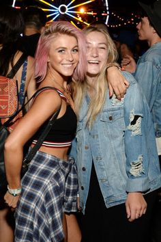 See who's attending the best Coachella parties: Julianne Hough