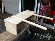 About to make this for #babyanderson DIY Co-Sleeper <3