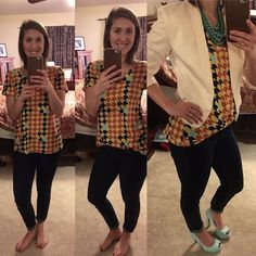 240dcc529a50 LuLaRoe · This is a great GREAT way to show dressing up a Classic T. Didn