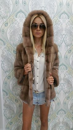Hey, I found this really awesome Etsy listing at https://www.etsy.com/listing/286828723/real-velvet-fur-mink-short-bomber-jacket
