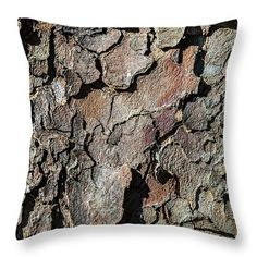 Rustic home decor - nature photography - tree bark Underwater Photography, Macro Photography, Fine Art Photography, Rustic Homes, Pillow Reviews, Rustic Bathrooms, Tree Bark, Pillow Sale, Basic Colors