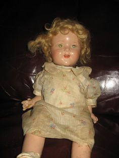 Vintage 1930 Shirley Temple Doll
