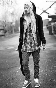 ★♧♥ Skate Chic ★♧♥