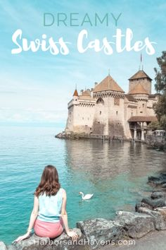 Journey Nursing Organizations - How To Define Fantastic Nursing Agencies These Swiss Castles Will Give You All The Wanderlust, With Their Romantic Designs, Mountainous Backdrops And Sparkling Emerald Lakes. Europe Travel Guide, Travel Guides, Travel Destinations, Romantic Destinations, Romantic Travel, Monaco, Emerald Lake, Swiss Alps, European Travel