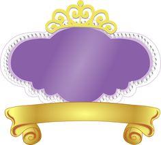 imagen princesita sofia logo png - Buscar con Google