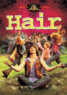 HAIR, Milos Forman 1979