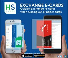 Digital Business Card, E Cards, Ios, Android, Technology, Amazon, Tech, Amazons, Electronic Cards