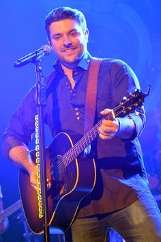 Chris Young performs at a sold out Ryman Auditorium on Nov. 15, 2012, in Nashville.  Photo By: Rick Diamon/Getty Images