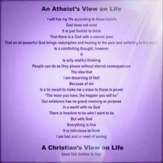 So true as for me I am a Christian and choose to have a personal relationship with God, Jesus Christ and the Holy Spirit