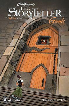 Jim Henson's The Storyteller: Giants #2 (of 4) #Archaia #Boom @boomstudios #JimHenson #TheStoryteller #Giants Release Date: 1/11/2017