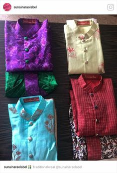 Ethnic Wear For Boys, Kids Indian Wear, Baby Boy Ethnic Wear, Kids Party Wear Dresses, Kids Dress Wear, Kids Wear, Kids Clothes Refashion, Mom And Son Outfits, Boy Outfits