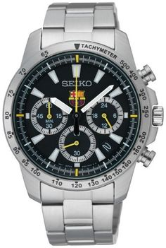 Seiko FC Barcelona Black Dial Stainless Steel Chronograph Mens Watch SSB073 Watch Reviews - At Amazon Products Reviews, the privacy of our visitors is of extreme importance to us (See this article to learn more about Privacy Policies.). This privacy policy document outlines the types of personal information is received and collected by Amazon Products Reviews and how it is used.Log... - http://thequickreview.com/seiko-fc-barcelona-black-dial-stainless-steel-chronograph-mens-w
