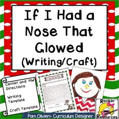 What a fun creative writing activity!  It will be perfect for a bulletin board display!