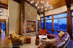 511 Edgewood Lane - Listing # 123411  Price: $12,900,000  A rare offering in Snowmass Village's premier ski-in, ski-out neighborhood. Literally, you step out of your ski room and on to the slopes.This brand new home has an inviting floor plan features 5 bdrms (2 master suites), 5 1/2 baths. With spacious and thoughtful outdoor spaces, this home is perfect for your family all year round.