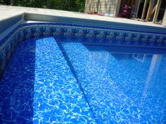 45 Best Pool Liners Images Vinyl Pool Pools Swiming Pool