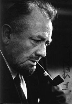 John Steinbeck,  American Novelist Grapes of Wrath, Of Mice and Men