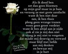 New quotes sad loss grief Ideas Dutch Quotes, New Quotes, Wise Quotes, Quotes To Live By, Inspirational Quotes, Love Words, Beautiful Words, Dutch Words, Verse