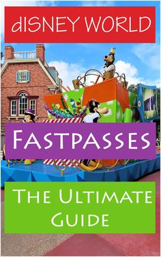 Learn how to use Disney Worlds fastpasses to cut down on wait times. Ride more rides with little standing in lines.
