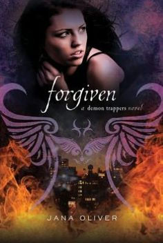 Forgiven (Demon Trappers Series #3) If I like the books before this one I will read it. (I do not own this book yet.)