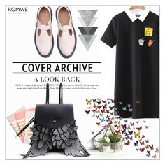 """Romwe 6/ 10"" by emina-095 ❤ liked on Polyvore featuring StudioSarah, Montblanc and polyvoreeditorial"