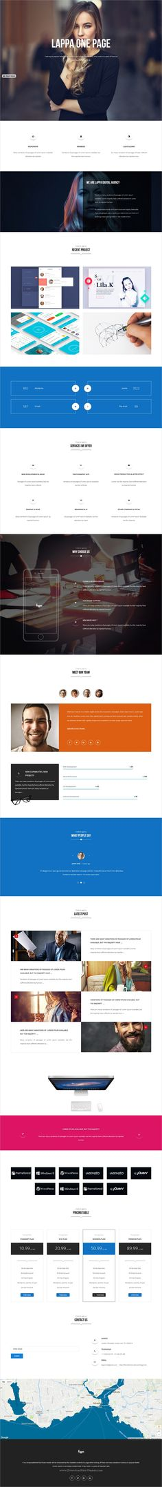 Sam Martin - Personal vCard Resume HTML Template Website - resume html template