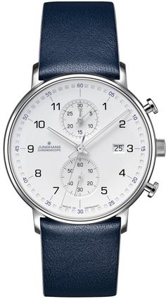@junghansgermany  Watch Form C Pre-Order #add-content #basel-17 #bezel-fixed #bracelet-strap-leather  #case-material-steel #case-width-40mm #chronograph-yes #date-yes #delivery-timescale-call-us #dial-colour-silver #gender-mens #luxury #movement-quartz-battery #new-product-yes #official-stockist-for-junghans-watches #packaging-junghans-watch-packaging #pre-order #pre-order-date-30-04-2017 #preorder-april #style-dress #subcat-form #supplier-model-no-041-4775-00 #warranty-junghans-offici...