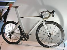 Didn't know Assos is a bike brand as well: The current crop of aero carbon road bikes in the Assos fleet