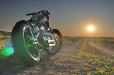 Bobberek - Honda Shadow, VT, Steed, Spirit, Aero, Sabre, VTX... the great bikes!