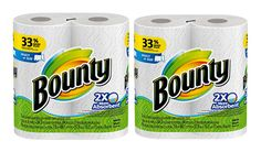 Claim a Free 6-pk of Bounty Select-a-Size Super Roll Paper Towels at Walmart after cash back! Valid 10/20-10/25. New members only!  Free Bounty Paper Towels