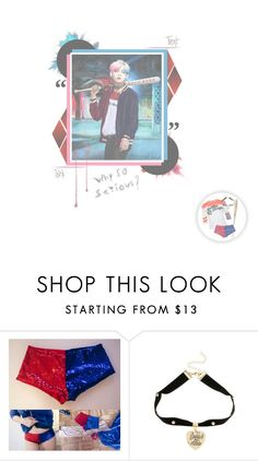 """""""Daddy's Little Monster"""" by taeangel ❤ liked on Polyvore featuring kpop, bts, bangtan, KimTaehyung and tae"""