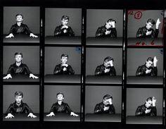 Berlin | Spree-Athen | Bowie-Trilogie. David Bowie. Helden Cover-Shooting. Masayoshi Sukita