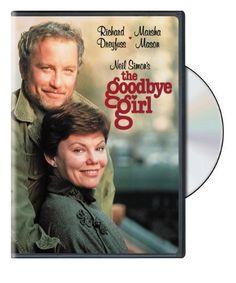 THE GOODBYE GIRL  starring Richard Dreyfuss and Marsha Mason