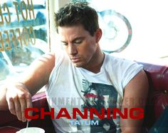 Channing Tatum<3 Channing Tatum, Poster, Mens Tops, T Shirt, Pop, Heart, Guys, Supreme T Shirt, Tee Shirt