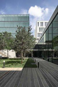 """University Centre """"des Quais"""" on Architizer"""