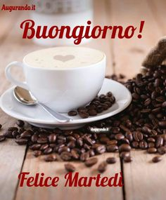 Coffee Cafe, Good Morning, Tableware, Tuesday, Album, Rome, Italia, Pictures, Bonjour