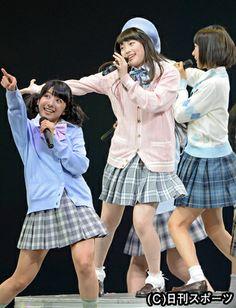 SKE48とHKT48チームK4を兼任することになった木本花音(中央)は、熱唱してファンを魅了する ▼5Apr2014日刊スポーツ|HKT木本花音コンサートでお披露目 http://www.nikkansports.com/entertainment/akb48/news/f-et-tp0-20140405-1280936.html #HKT48 #KanonKimoto #KimotoKanon