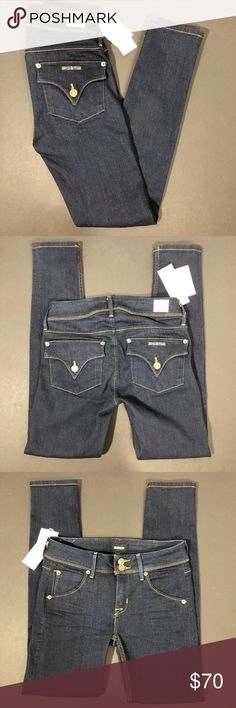 """HUDSON Collin Ankle NWT Size 26 Dark wash NWT size 26,   28"""" Inseam, 8"""" Rise Hudson Jeans Jeans Skinny"""