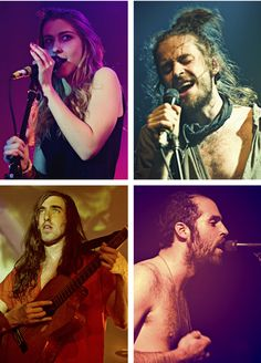 Meghan Brosnan Photography / Crystal Fighters
