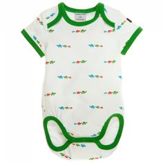 NEWBORN TURTLE PRINT BODYSUIT / Polarn O Pyret for Sarim check it out JK