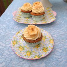 The Alchemist - Moist Banana Cupcakes