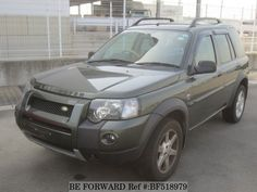 Used 2005 LAND ROVER FREELANDER BF518979 for Sale