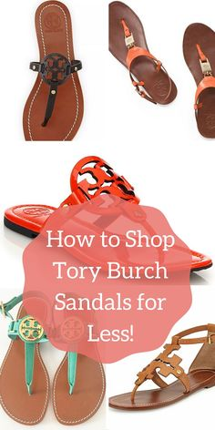Looking for the perfect pair of sandals this summer? Shop from hundreds of shoes, including Tory Burch Miller Sandals, at up to 70% off. Click to download the free app, and find unbelievable daily deals.