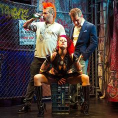 No Rent: BDSM Meets Broadway in NOFX Frontman Fat Mike's New Punk Musical Home Street Home   Feature   San Francisco   San Francisco News and Events   SF Weekly