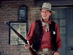 Rio Bravo - one of my top 3 John Wayne Movies