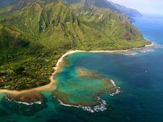 Na'Pali Coast, Kauai, Hawaii